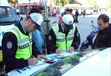 Ordulu Sürücülere Ceza Yağdı