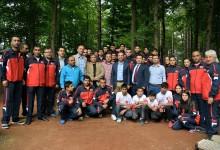 Mücadele Sporları Milli Takımı Asarkaya'da Kampta