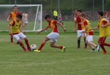 Ünye Galatasaray Futbol Okulu Yaz Kampında