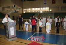 Yaz Spor Okullarına Açılış Seremonisi