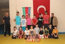 Jiu-Jitsu Kursunda Sporcu Yetiştirilmeye Başlandı