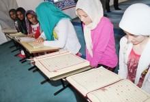 17 Bin Öğrenci Yaz Kuran Kursuna Gitti