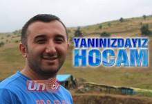 Ünye Kamuoyundan, Şenol Hocaya Destek
