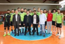 Akkuş Belediyespor Play Off'ta  İlk Kez Katıldıkları Ligde Tarih Yazdılar