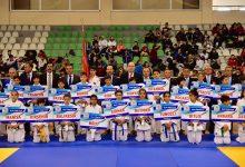 Anadolu Yıldızlar Ligi Judo Türkiye Finali Ünye'de