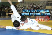 Ünye'de Amatör Spor Haftası Etkinlikleri