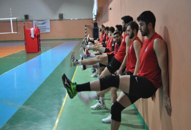 Akkuş Bld.spor Maç Hazırlıklarını Sürdürüyor