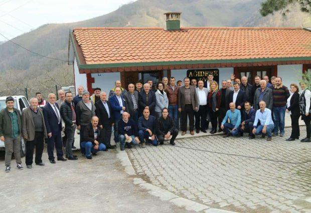 Güney, Ağıdere'den Afrin Mesajı Verdi
