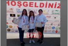 İzmir'de de Ödülleri Topladılar