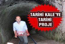 Tarihi Kale'nin Sırları Bu Projeyle Çözülecek!