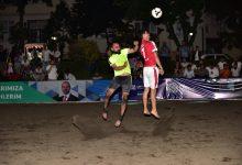 Ünye'de Yarım Asırlık Turnuva Başladı