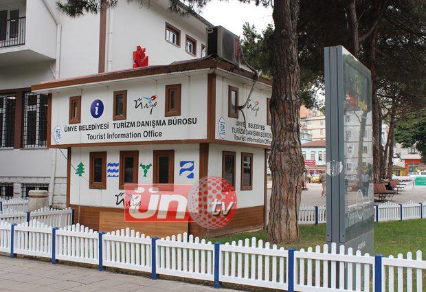 Ünye'de Turizm Danışma Bürosu Faaliyete Geçti