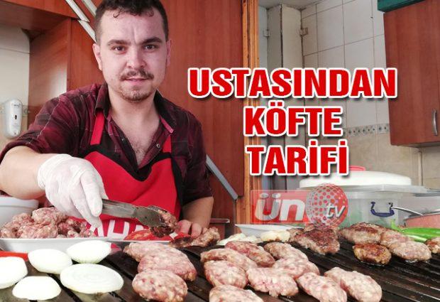 Ustasından Köfte Tarifi