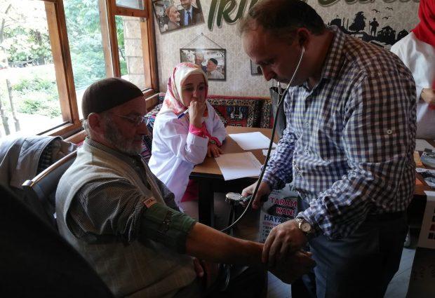 İkinci Bahar Lokali'nde Kanser Bilgilendirmesi