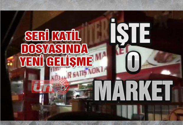 Seri Katil Trabzon'a Nakledildi!