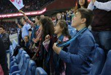 Akkuşlu Çocuklar Süper Lig Maçını İzledi