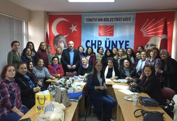 CHP: Kadınlarımıza Verilen Seçme Seçilme Hakkının 84. Yıldönümü