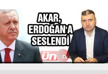 Akar, Erdoğan'a Seslendi