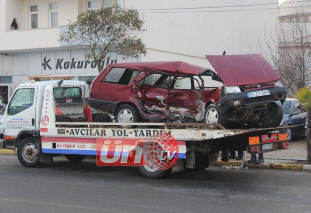 Kaza Sonrası Hastaneden Kötü Haber!
