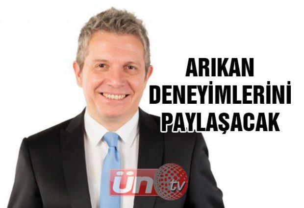 Erdoğan Arıkan Ünye'ye Geliyor