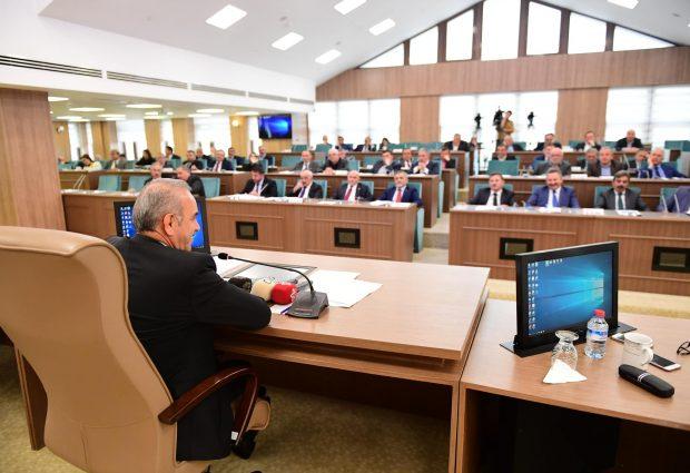 Büyükşehir, Mart Ayı Meclis Toplantısını Yaptı