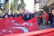 Saadet'ten Kardeşlik Yürüyüşü