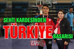 Şehidimizin Kardeşinden Türkiye Başarısı!