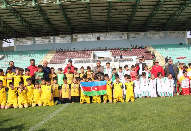Ünye U-11 Cup Sona Erdi!