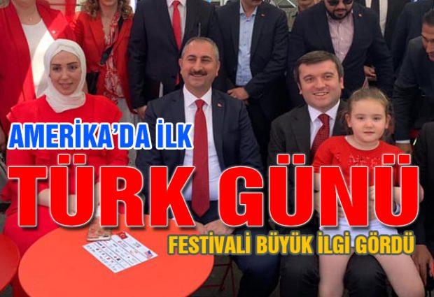 Kıran; Türk Toplumu ABD İçin Bir Zenginlik!