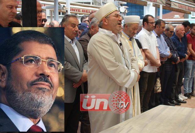 Mursi'ye Gıyabi Cenaze Namazı!