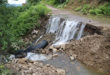 Yağış Mesudiye Ve Gölköy'de Etkili Oldu
