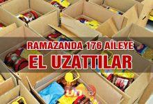 Ramazanda 176 Aileye El Uzattılar