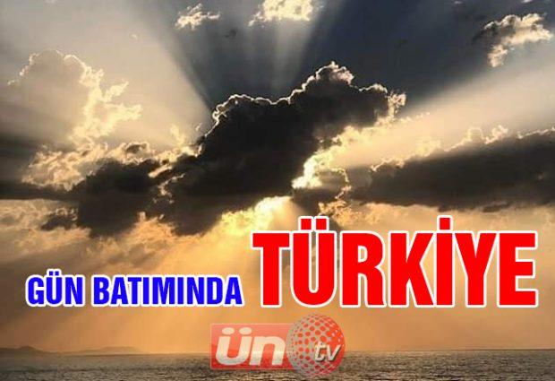 Günbatımında Türkiye!