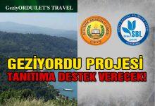 GeziyORDU Projesi Tanıtıma Destek Verecek!