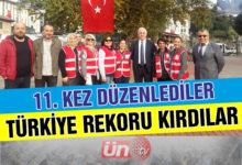 O Okul Kan Bağışında Türkiye Rekoru Kırdı!