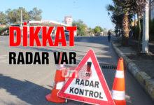 Dikkat, Ünye'de Radar Var!