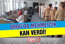 Mehmetçik Kan Verdi!