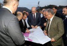 Kurtulmuş'tan Ünye OSB, Kampüs Alanı ve Kültür Merkezi İncelemesi