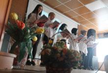 Kız Meslek Lisesi'nde 10 Kasım Programı