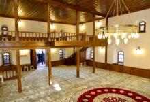 Tarihi Cami İbadete Açıldı