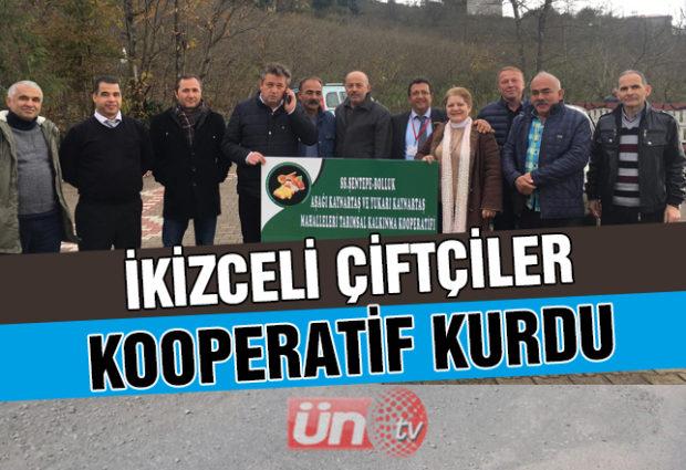 İkizceli Çiftçiler Kooperatif Kurdu