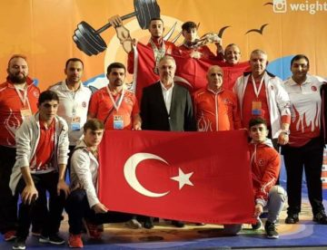 Ünyeli Yusuf, Türkiye'nin Gururu Oldu!