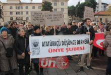 Ünye ADD'den Alman Televizyonu'na Protesto!