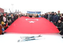 Çambaşı'nda Kar Festivali