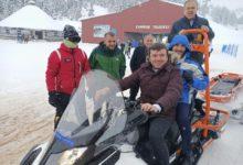 Kıran Kar Festivali'nde!