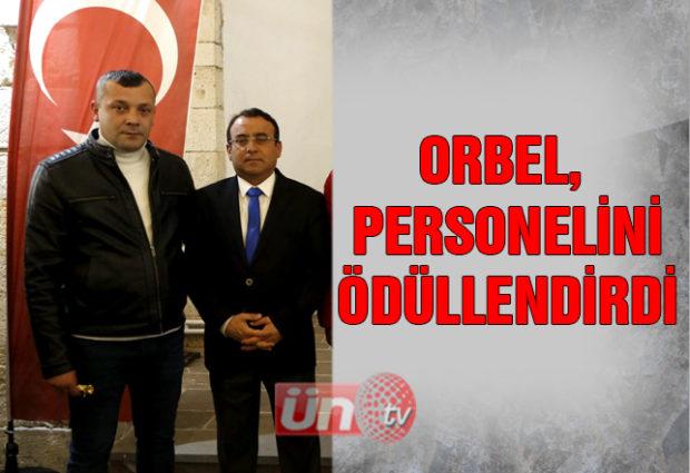 ORBEL, Personelini Ödüllendirdi