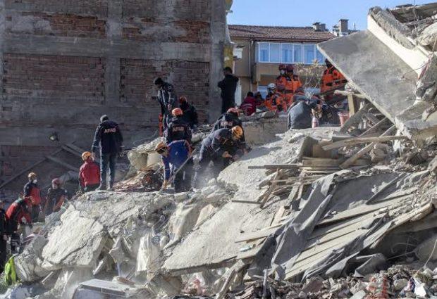 Depremzedeler İçin Yardım Kampanyası