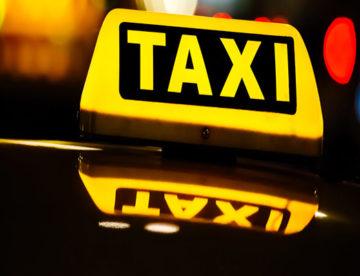 Ticari Taksilere Kısıtlama Getirildi
